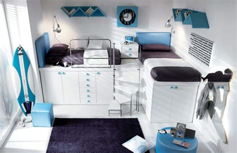 cool loft bed ideas cool loft bed for boys room idea bedroom