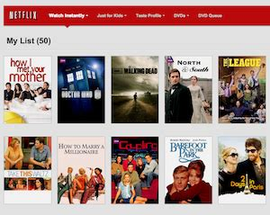 my list netflix s my list will decide what you want to