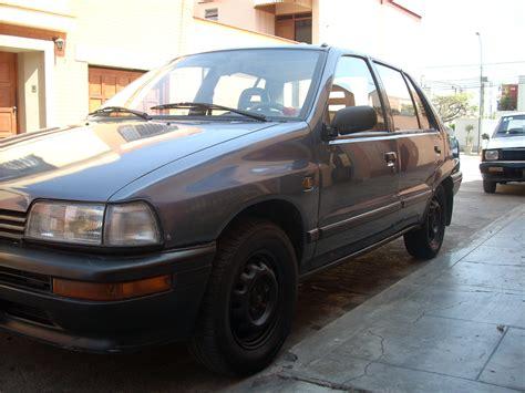 1992 Daihatsu Charade by Daihatsu Charade 1992