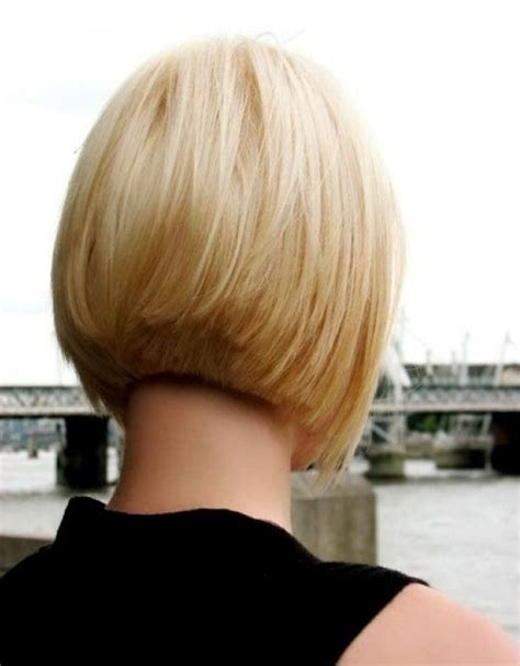 bob layered hairstyles front and back view short layered bob hairstyles back view 18 with short