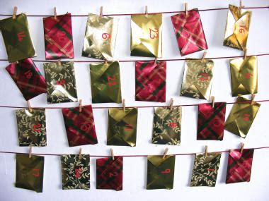 origami advent calendar top tip tuesday make your own advent calendar sew make