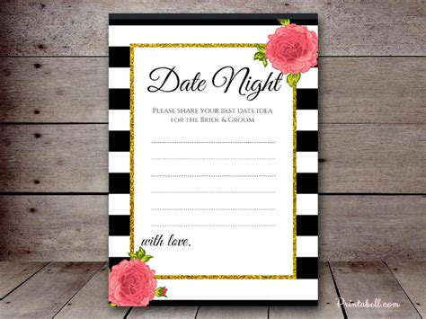 date night cards printabell create