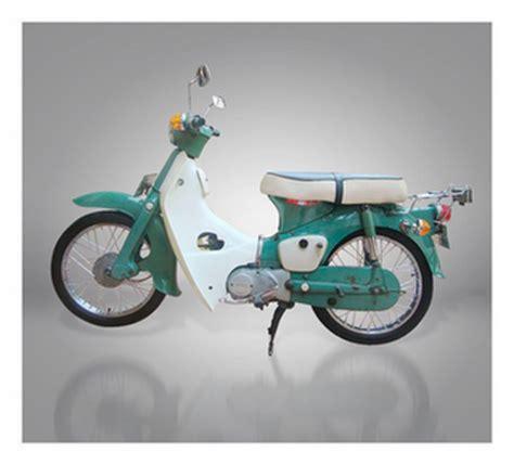 Modifikasi Motor Kalong by Modifikasi Honda Kalong C70