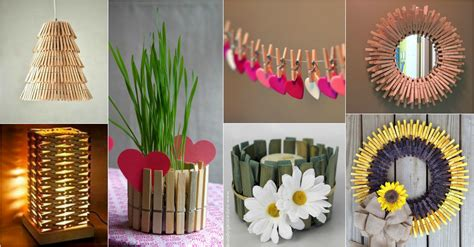 clothespin crafts for diy creative clothespin crafts that will impress you