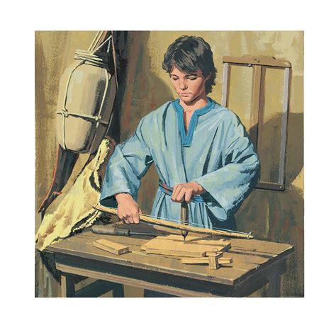 learn woodwork jesus