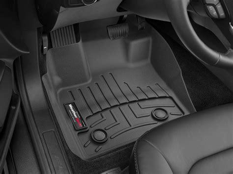 scanned rubber st weathertech floor mats floorliner for ford fusion 2017