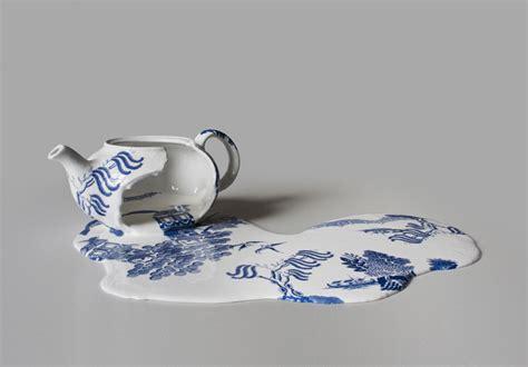 melting patterns melting ceramics by livia marin colossal