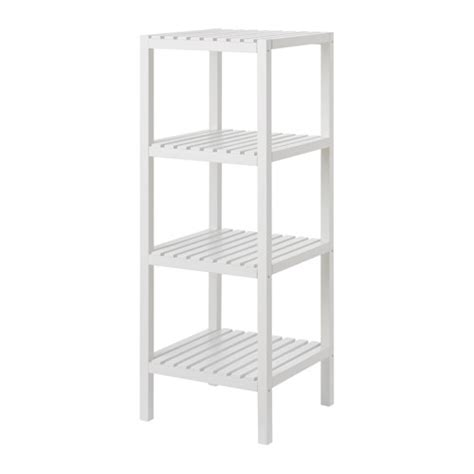 white shelving unit muskan shelving unit white 37x101 cm ikea