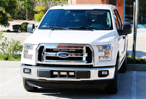 led light bar f150 ijdmtoy ford f 150 led light bar with mounting