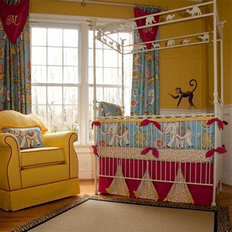 circus crib bedding vintage circus nursery on vintage circus