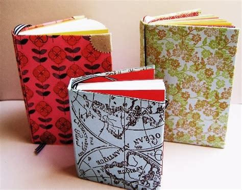 how to make a book card card stock 11 creative and diy notebooks