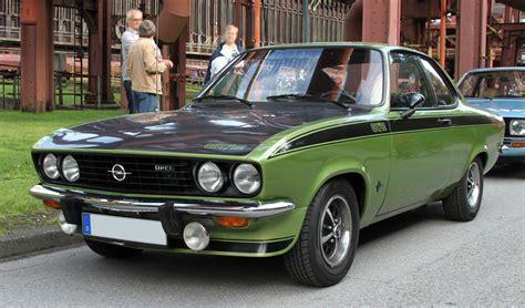 1974 Opel Gt by 1974 Opel Manta Gt E Sweet Rides