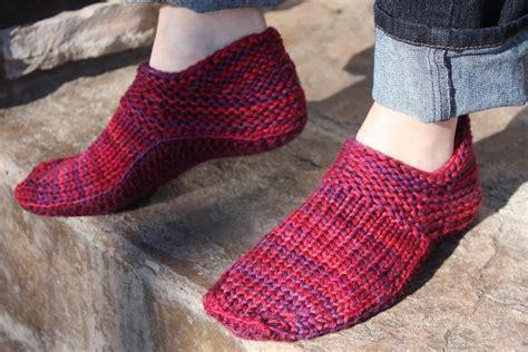 knit slippers options slippers pattern knit knit w crochet plus felting