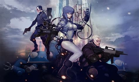 ghost in shell ghost in the shell launch announced best free