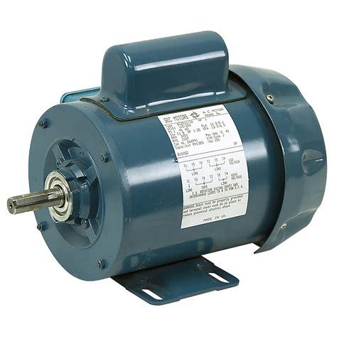Gec Electric Motors by 1 Hp 3450 Rpm 115 230 Vac Motor Gec Motors Bc2511 12 Ac