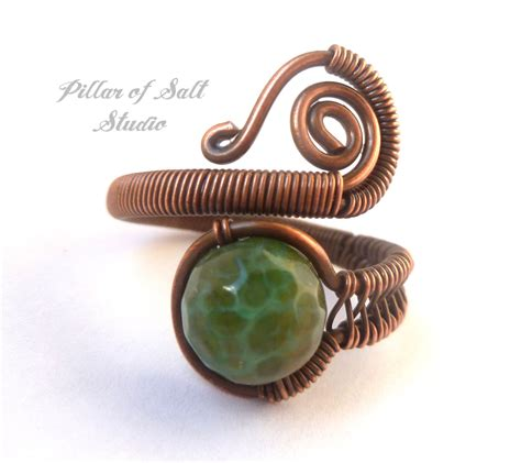 copper wire for jewelry wire wrapped jewelry handmade copper wire by