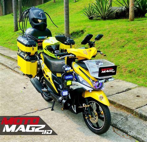 Modifikasi Motor Mio by Kumpulan Foto Modifikasi Yamaha Mio M3