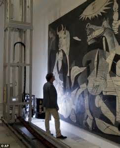 how much is picasso paintings worth pablo picasso s epic guernica to get a check up from a 163