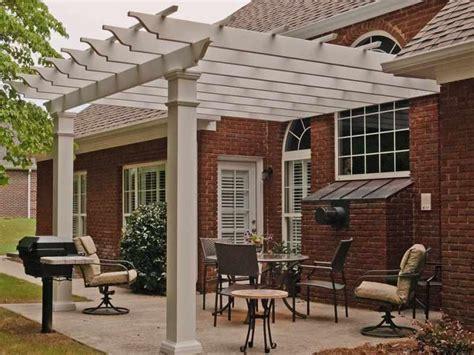 how to build a pergola attached to house arbors direct fiberglass square column pergola attached to