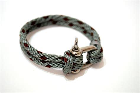 bracelets for jewelry gray sailor bracelet nautical sailing bracelet stainless