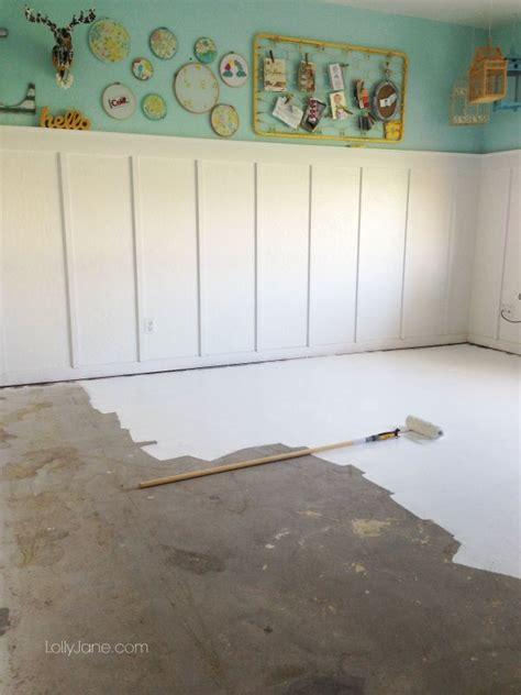 best paint for concrete floors 25 best ideas about painted concrete floors on