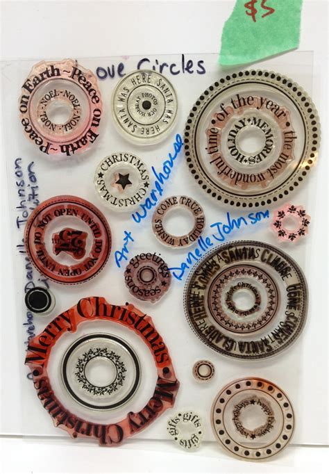 rubber st craft supplies cling mount sts used sting scrapbooking craft