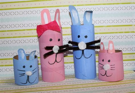 toilet paper easter bunny craft 10 great diy easter crafts for candystore