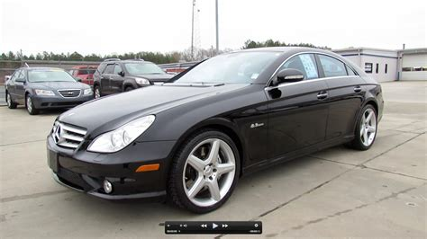 2007 Mercedes Cls63 Amg by 2007 Mercedes Cls63 Amg Start Up Exhaust And In