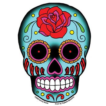 for sugar skull sugar skull portrait apparel