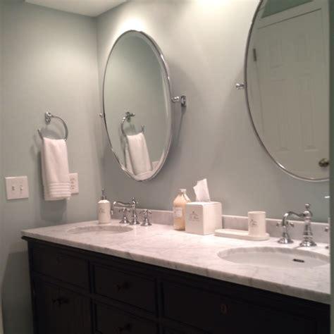 pivot bathroom mirrors vanity faucets oval pivot mirrors and bath