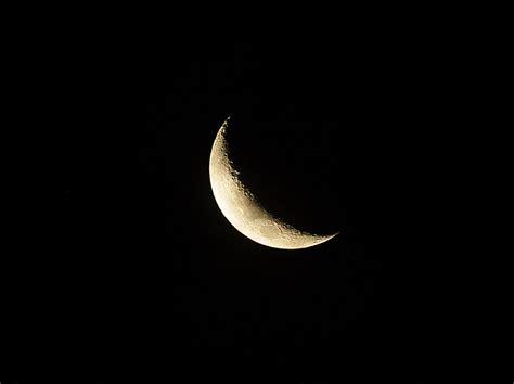 crescent moon crescent moon moonlight and shadows