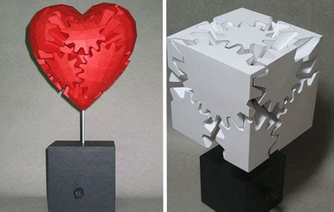 paper craft artists 15 of the world s most creative papercraft artists urbanist