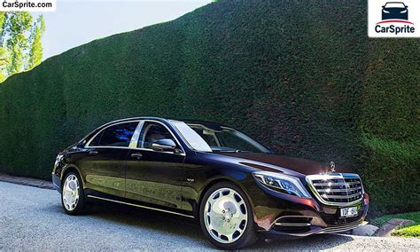 Mercedes Maybach Price by Mercedes Maybach 2017 Prices And Specifications In