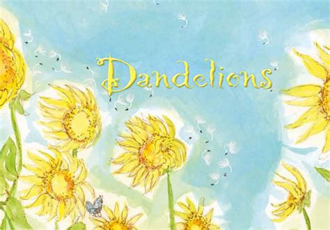 dandelion picture book mummahh dandelions picture book mummahh