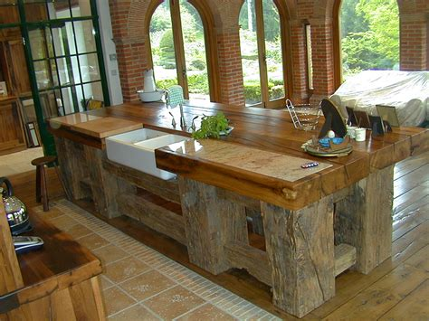 oak kitchen island units oak kitchen island unit the west sussex antique timber