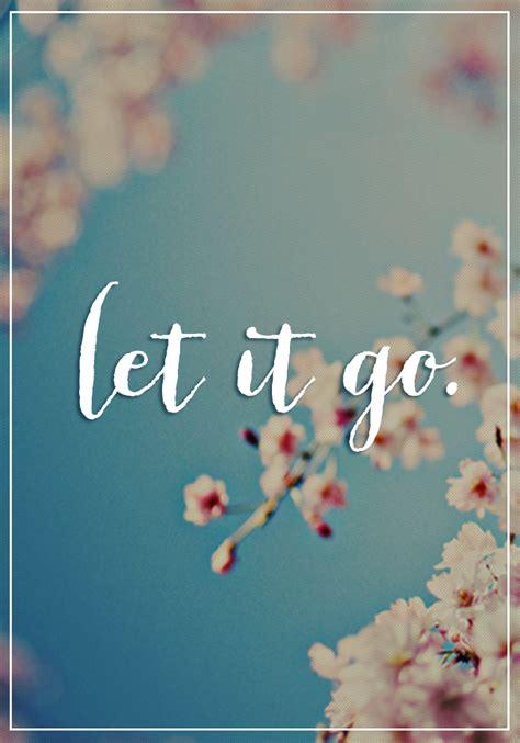 let it go let it go