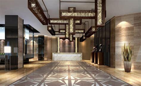 hotels interior design otel resepsiyon dekorasyonu