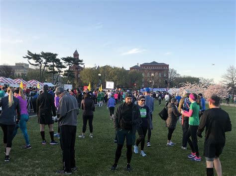 roads reopen after annual cherry blossom ten mile run wtop