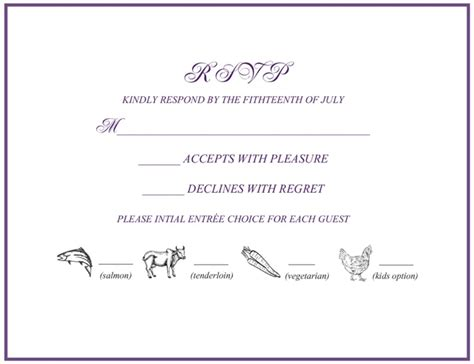 how to make rsvp cards for wedding rsvp 101 how to rsvp to a wedding or event rsvpify