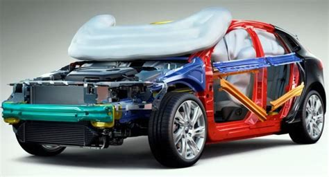 Volvo Airbag by Volvo May Phase Out Pedestrian Airbags And Use Active
