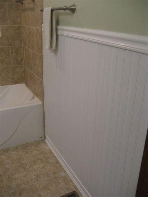 vinyl bead board pvc vinyl beasboard in a bathroom bathroom beadboard