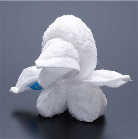 washcloth origami facts around us animal towel sculptures towel folding
