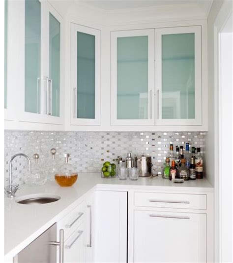 design glass for kitchen cabinets 25 best ideas about glass cabinet doors on