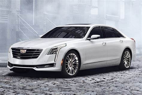 Bmw Ct by 2017 Cadillac Ct6 Sedan Pricing For Sale Edmunds