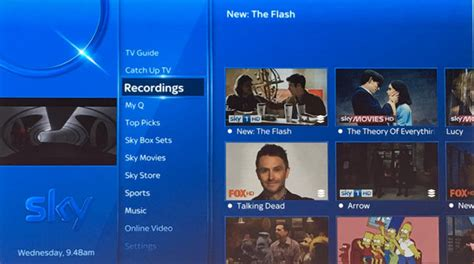 sky q launch sky way to tv daily