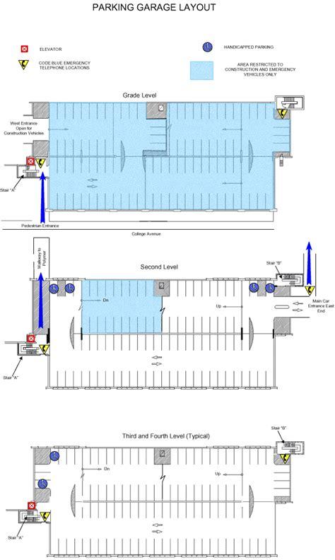 garage layout planner 28 parking garage design plans for new parking