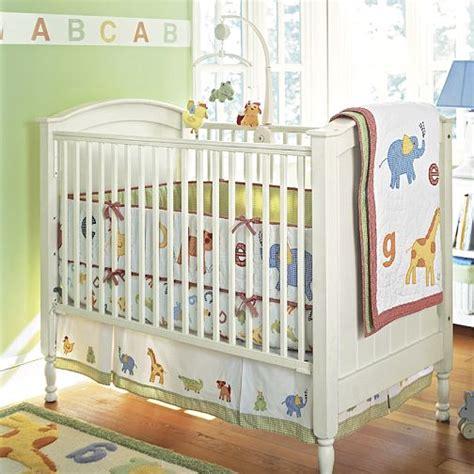 pottery barn baby crib bedding baby vasami the pregnancy