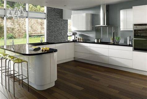 Modular Kitchen Design Ideas 17 white and simple high gloss kitchen designs home