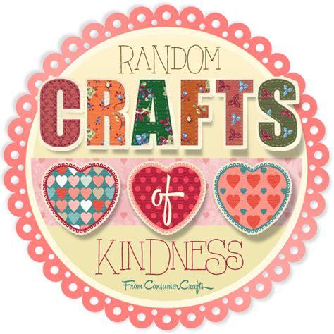 kindness crafts for random crafts of kindness