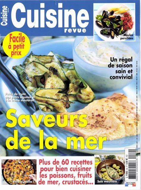 abonnement cuisine revue abonnement magazine par toutabo